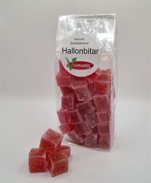 Hallonbitar