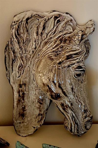 Hästhuvud Vägg XL