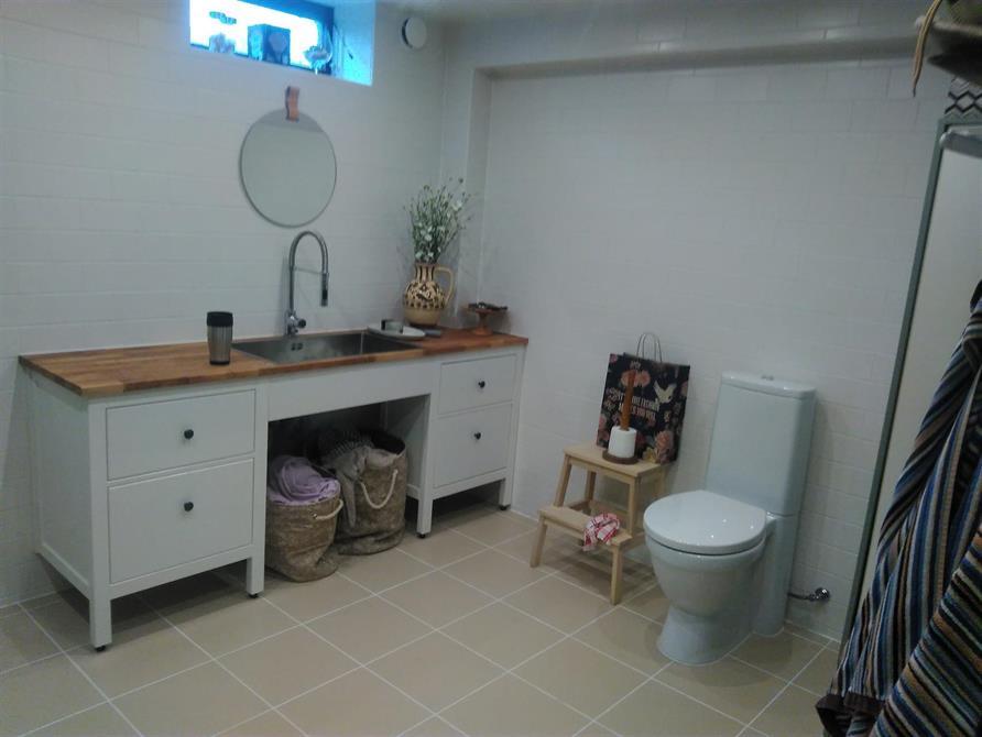 Tvättstuga / badrum