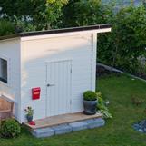 Lekstuga Trend XL med verandagolv