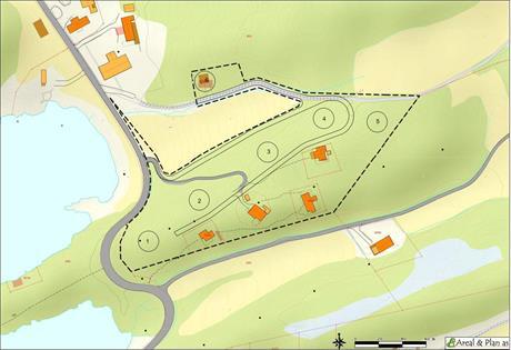 Reguleringsplanarbeid Kalland hytteområde