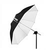 Umbrella Shallow White M (105cm/41