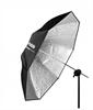 Umbrella Shallow Silver M (105cm/41