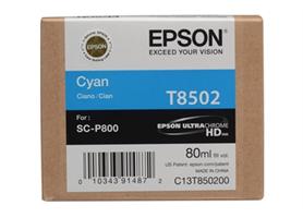 EPSON Cyan 80 ml til SC-P800