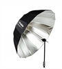 Umbrella Deep Silver L (130cm/51