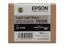 EPSON Light Light Black 80 ml SC-P800