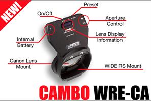 Adapting Lenspanel for Canon-EF Lenses