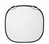 Reflector Silver/White L (120cm/47