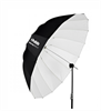 Umbrella Deep White XL (165cm/65