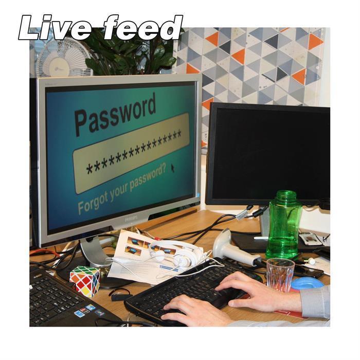 Idag Bytter vi lösenord!