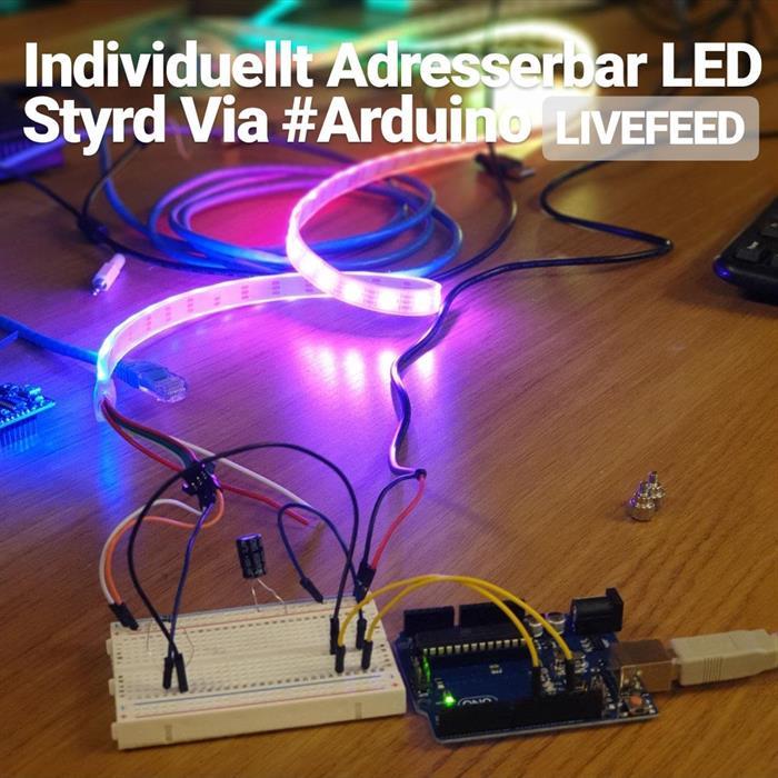Arduino från den ljusa sidan