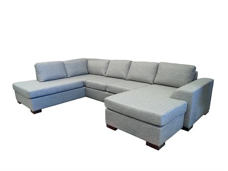 Rocco Large U-soffa Vänster