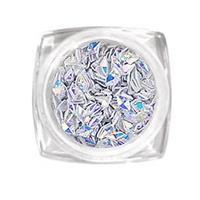 KN- Jar Glitter Rhombus 3D