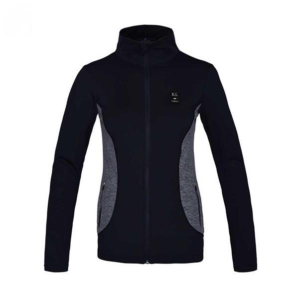 Kingsland Tam ladies Fleece jacket navy