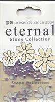 DL- Stone small purple