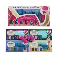 PUEEN- Nail Stamp Plate LOVE BOX