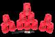 Speed Stacks - Kopper rosa
