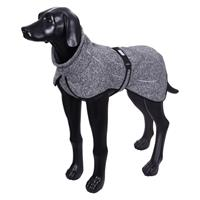 Hundtäcke Comfy Fleece Svart 30cm