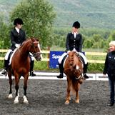 Sølvvinnere NNM dressur for klubblag 2012 - ALTA