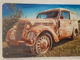 Car old, kyltti