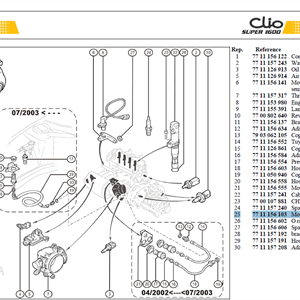 SUPT CALCULATE INJECTION - Mounting bracket-ECU