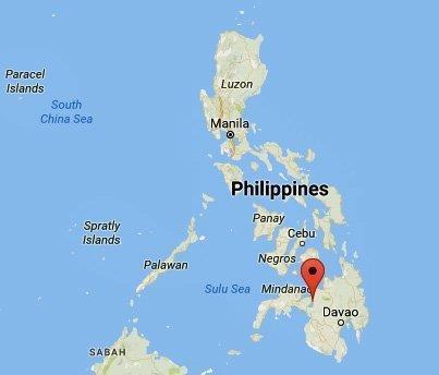 Filippinene.