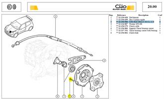 VIS CHC M8X125  LG:40 CL:12.9