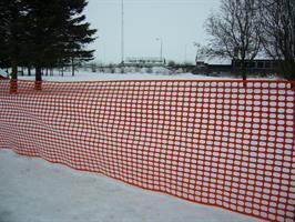 Snöstaket 100cm 25m