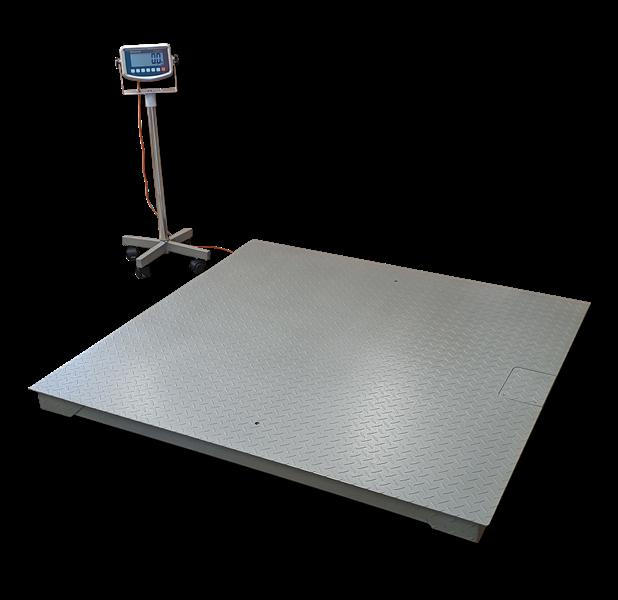 Golvvåg HCPS-5 1200x1200 inkl. HL318