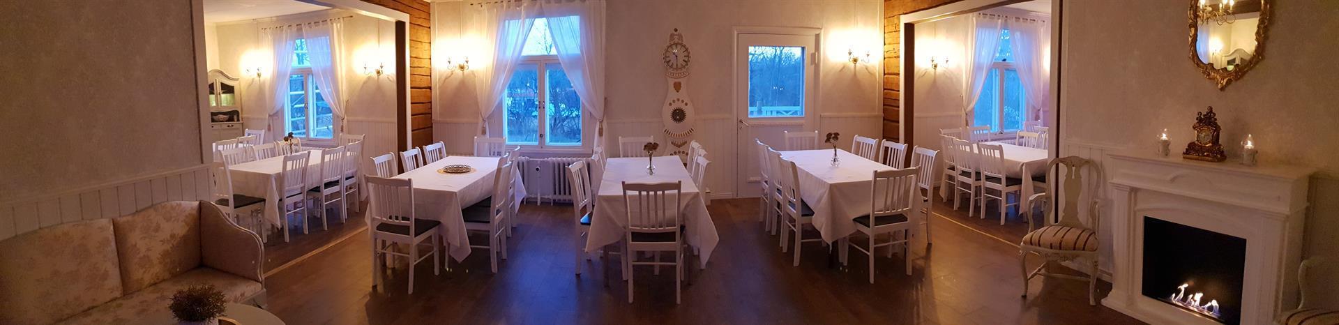 Villa Hannus juhlasali