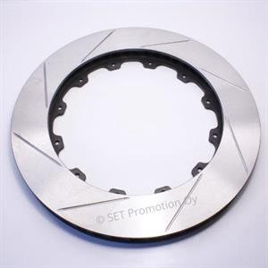 DISQU AVG.ASPH -  Brake disc-Front LH Ø343 ep 28mm