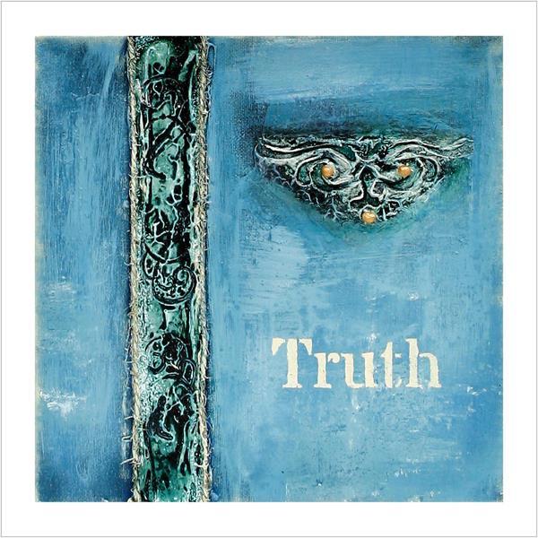 Kunstkort: Truth