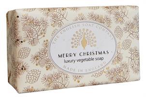 Festive Wrapped Soap Merry Christmas 200gr