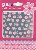 DL- Sticker pink rose