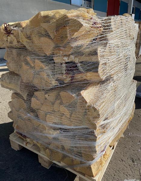 Koivuklapi, uunikuivattu 30 säkkiä n. 450kg ( Hinta sisältää rahdin ) Kysy tarjous isommista eristä!