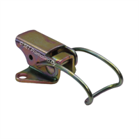 GRENOUILLERE - Spring latch clamp