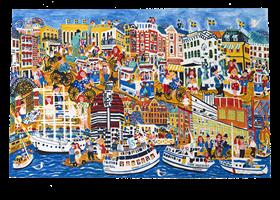 Göteborg mitt hjärtas stad