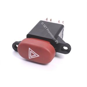 COMMUT. FEU - Switch-Hazard warning lights