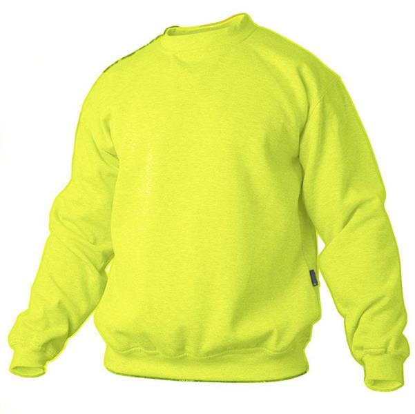 Sweatshirt 240  Varselgul XL