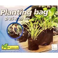 Planteringspåse nät rund 25cm