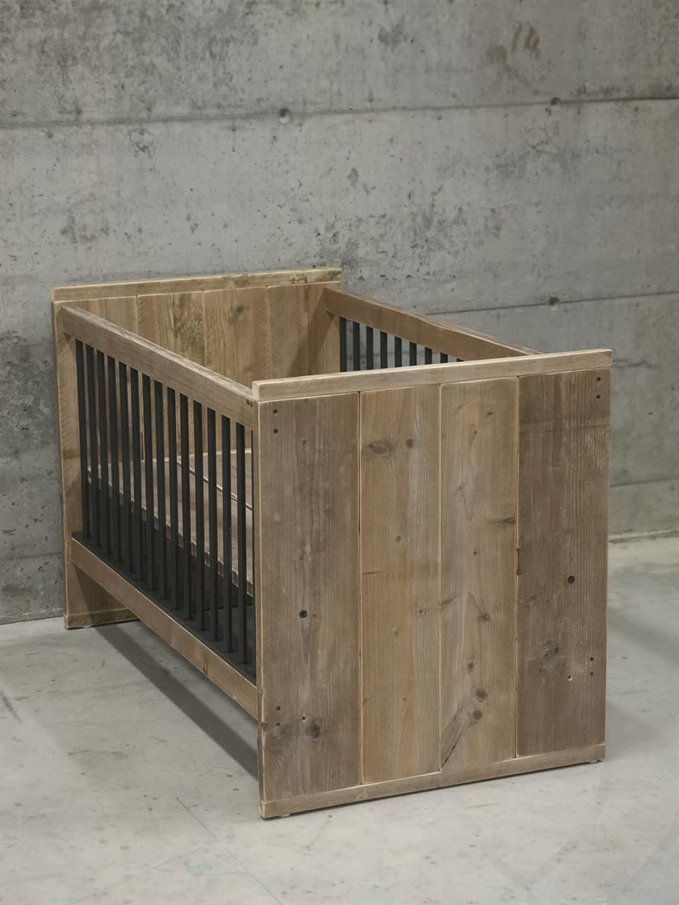 Babyseng til madrass 60*120