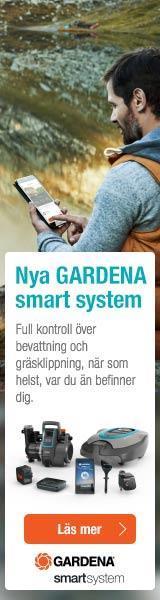 GARDENA SMART HÖGER