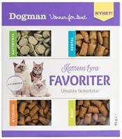 Kattens fyra favoriter 95g