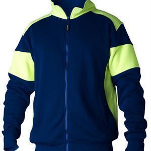 Sweatshirt helzip 223