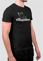 V*ttu-saatana t-paita XL