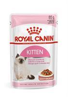 RC FHN Kitten Gravy 12x85g