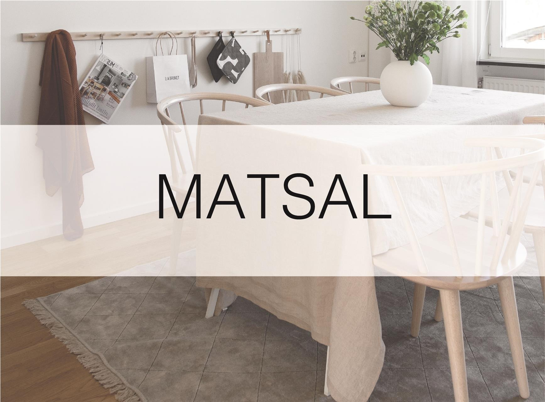 Kök/Matsal