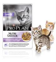 ProPlan Cat Junior Turkey Wet 10-p