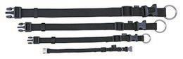 Halsbånd, Classic 40-65cm L-XL svart