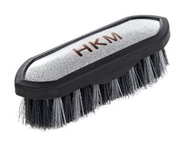Borste Dandy HKM Soft Touch 18cm Silver